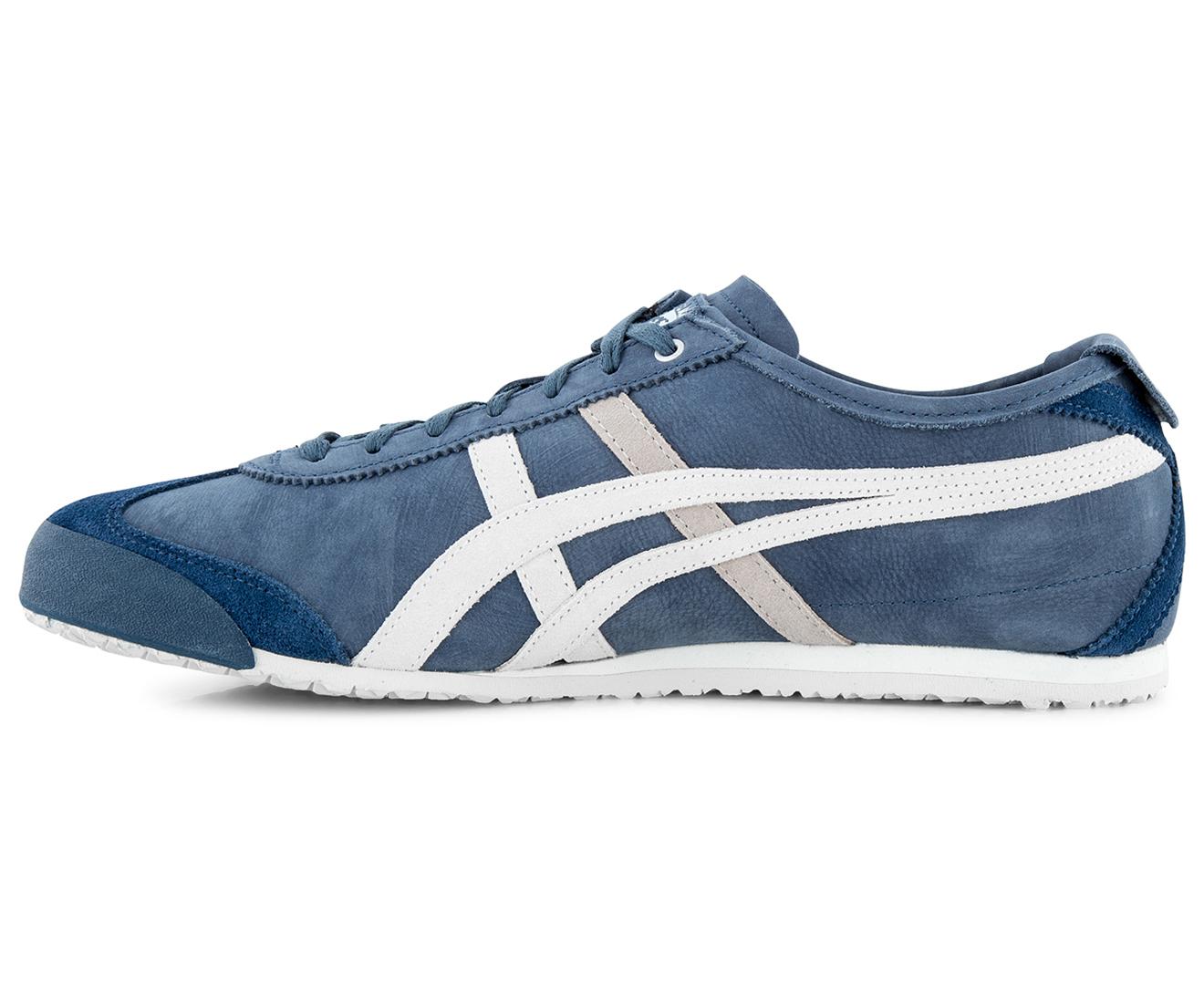 onitsuka tiger mexico 66 dark blue vaporous grey gratis zapatillas