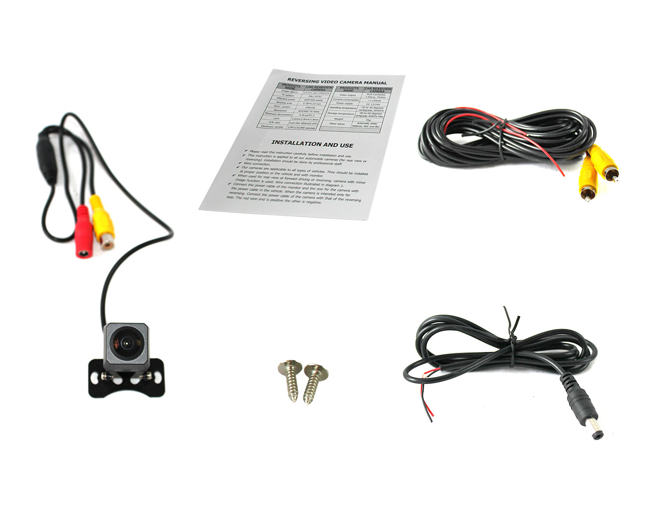 elinz reversing camera wiring diagram wiring library Brake Wiring Diagram elinz cmos car reversing camera rear view 600tvl 12v ir night vision 170 degree waterproof