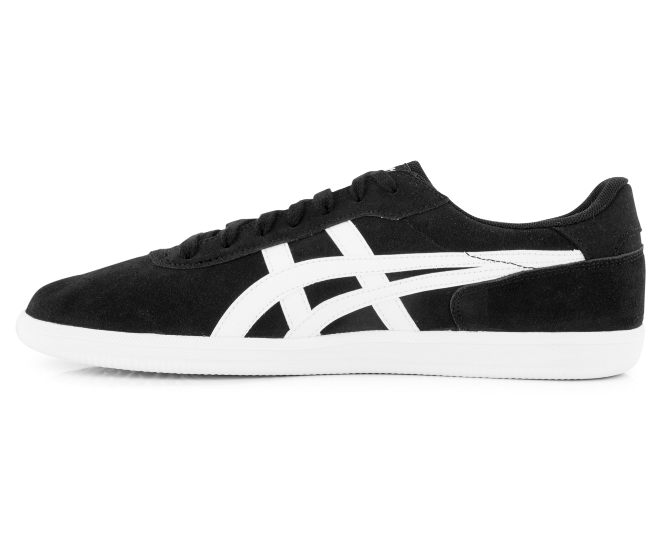 243109e9b0 ASICS Tiger Men's Percussor TRS Shoe - Black/White