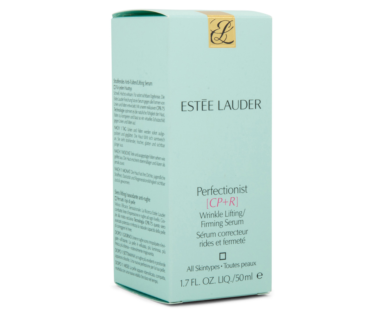 Este Lauder Perfectionist Wrinkle Lifting Serum 50ml Estee