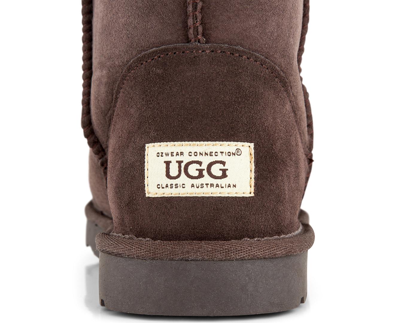 72aad8b9c45 Ozwear Connection Classic Long Ugg Boot