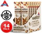 14 x Atkins Harvest Mixed Nuts & Chocolate 40g 1
