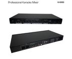 Sonken K-1000 Home Theatre Karaoke Component Microphone Mixer 1