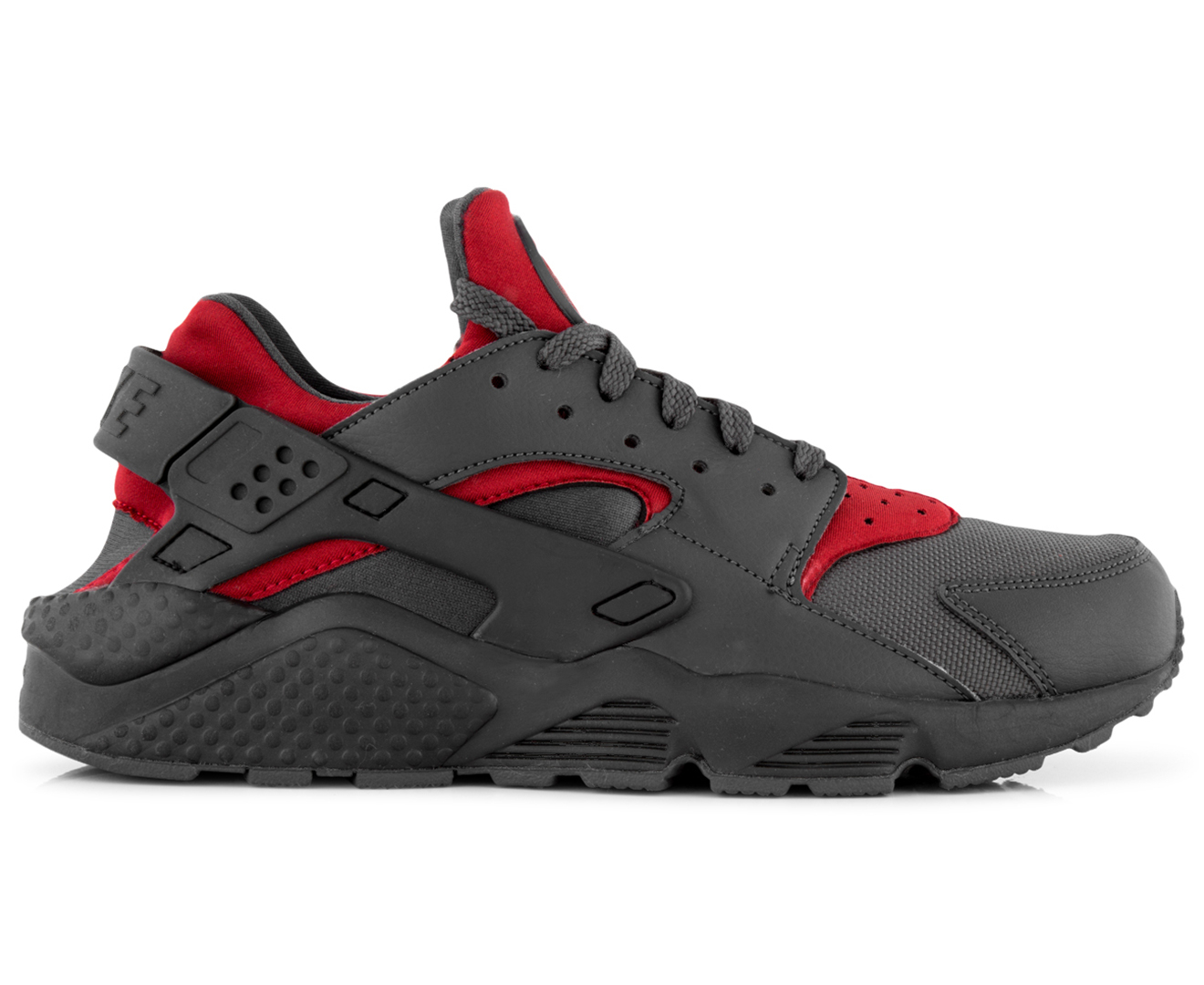 new product 8f8d4 99b3b Nike Men s Air Huarache Shoe - Gym Red Gym Red-Black   Catch.com.au