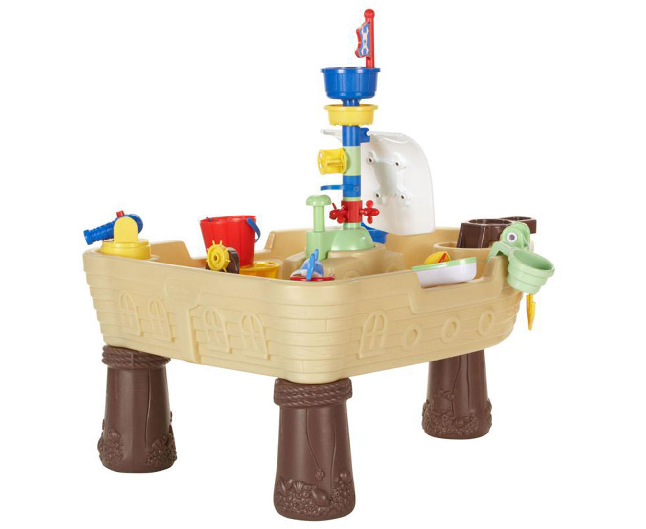 Little Tikes Anchors Away Pirate Ship Playset Scoopon