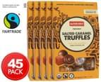 5 x Alter Eco Salted Caramel Truffles 9pk 1