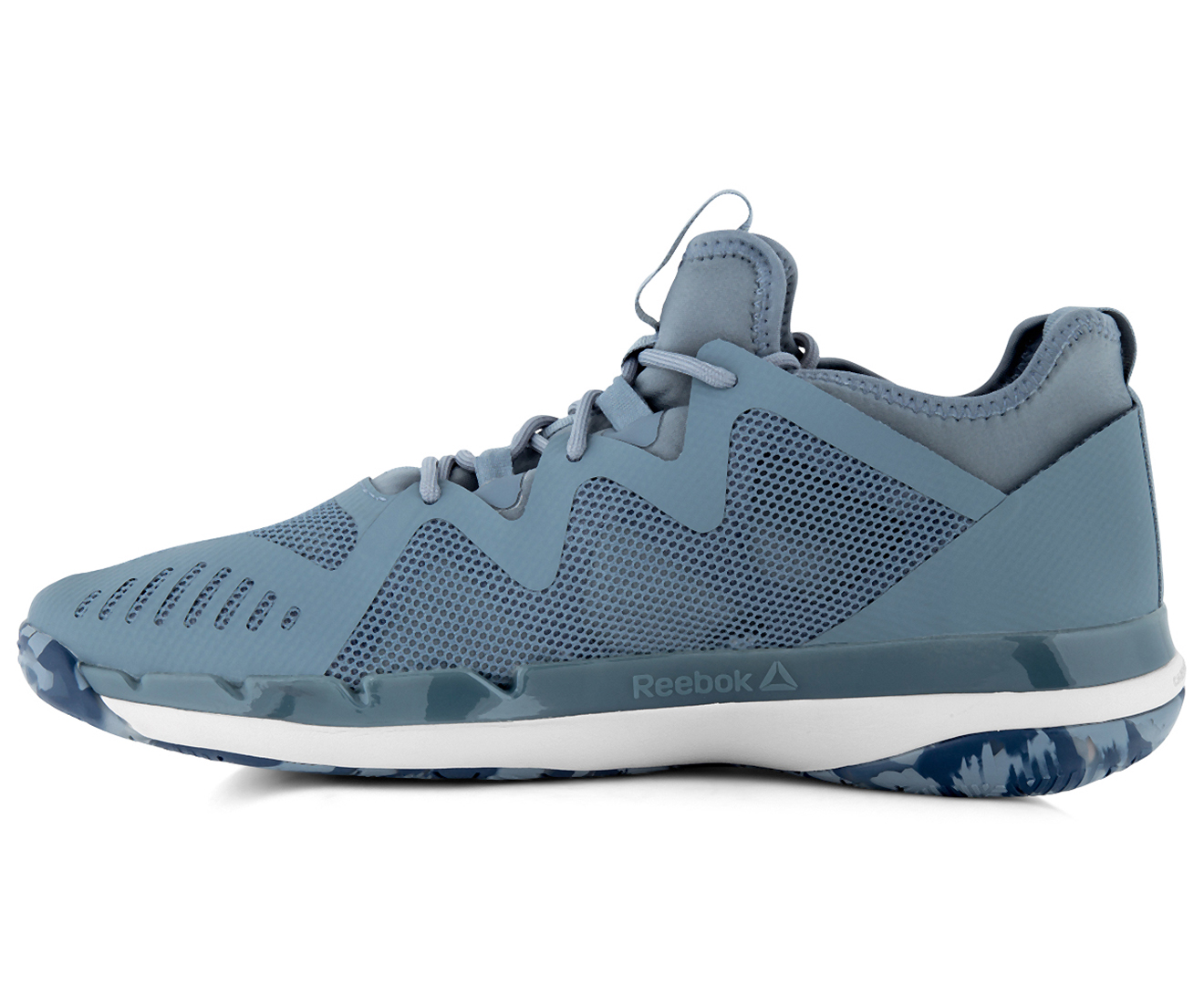 timeless design f2d5a bbc6b Reebok Men's Ultra 4.0 LM Shoe - Dust/Stone/Indigo/White