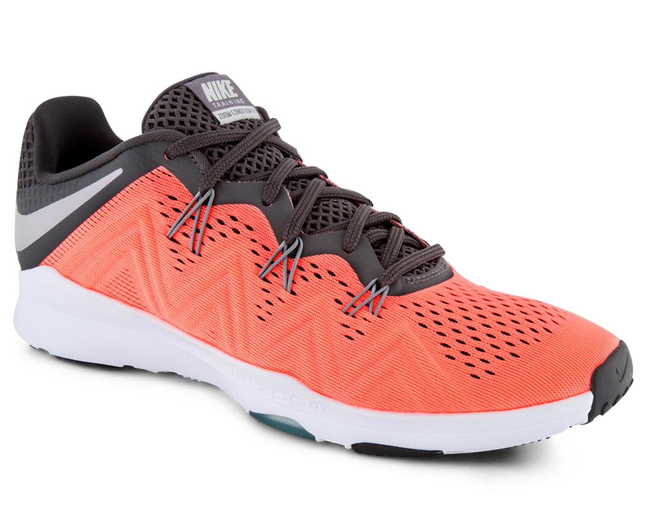 3237cc063472 Nike Women s Zoom Condition Shoe - Lava Glow Matte Silver