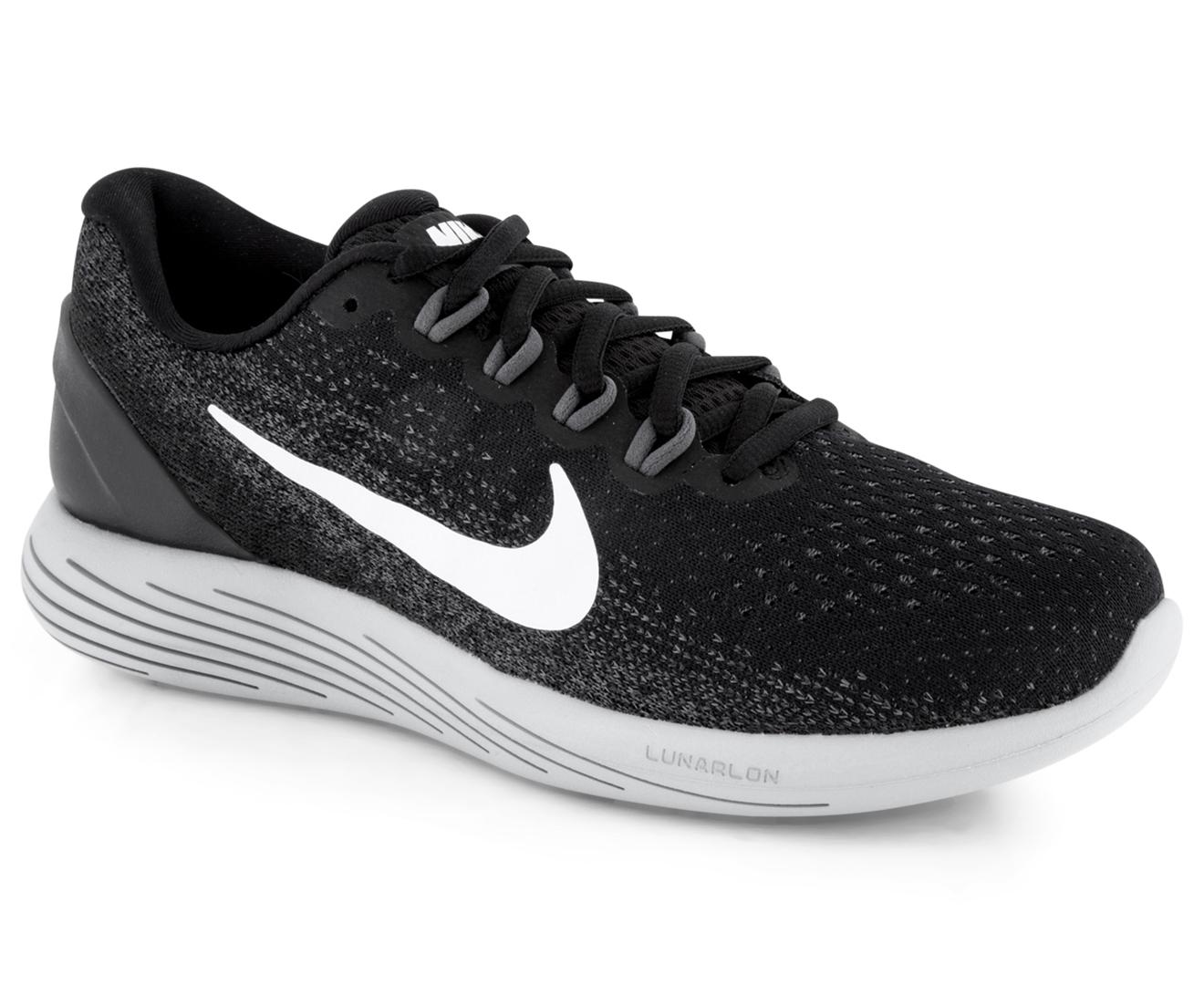 Nike Women's Lunarglide 9 Shoe - Black