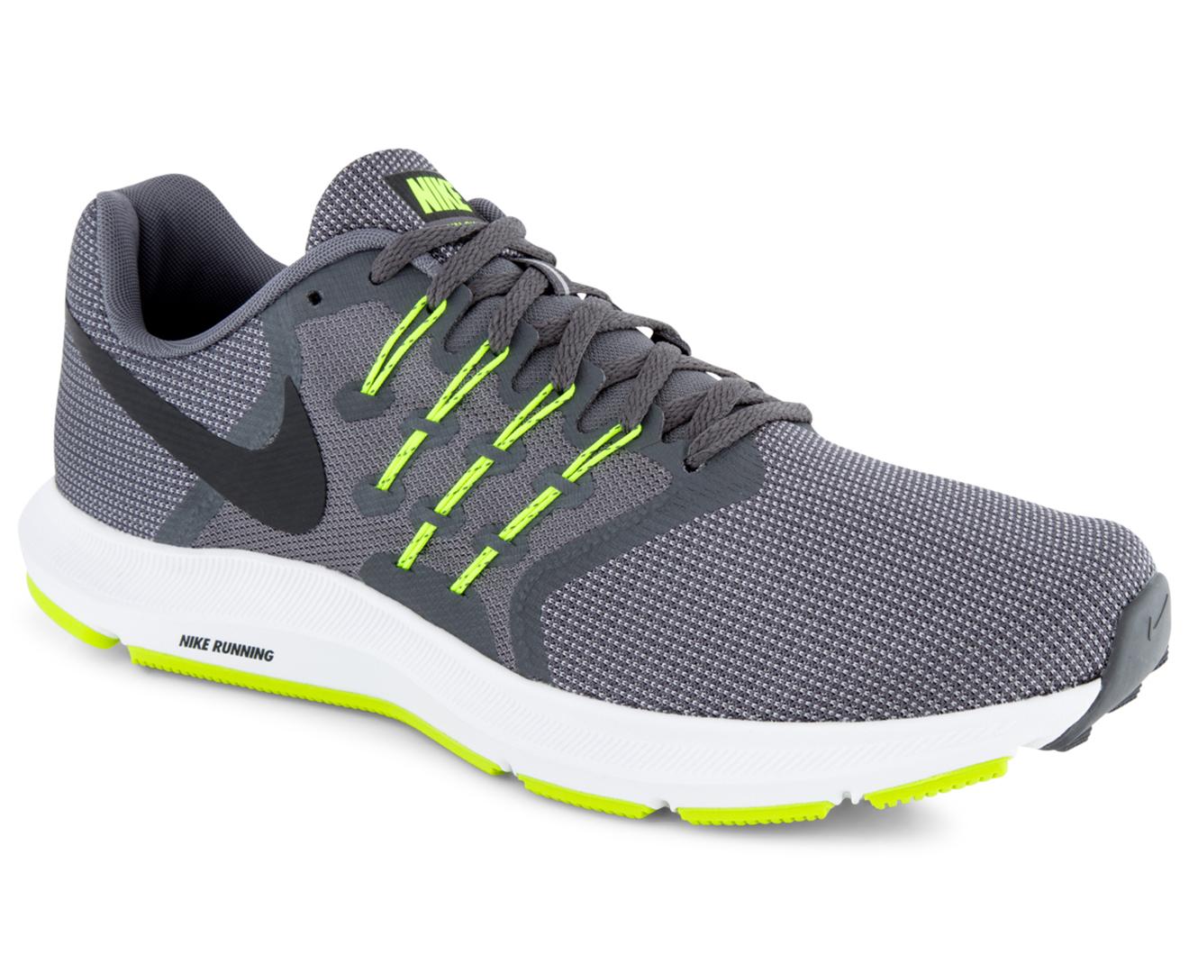 2310df1c95f Nike Men's Run Swift Shoe - Cool Grey/Black-Volt-White