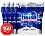 4 x 40pk Finish Quantum Max Powerball Dishwashing Caps 1