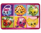Castle Kids 100x150cm Shopkins Rug - Multi 6