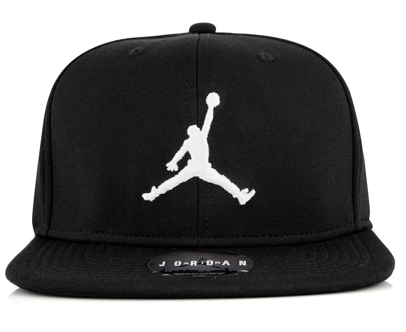 691ac02e Nike Jordan Jumpman Snapback Cap - Black