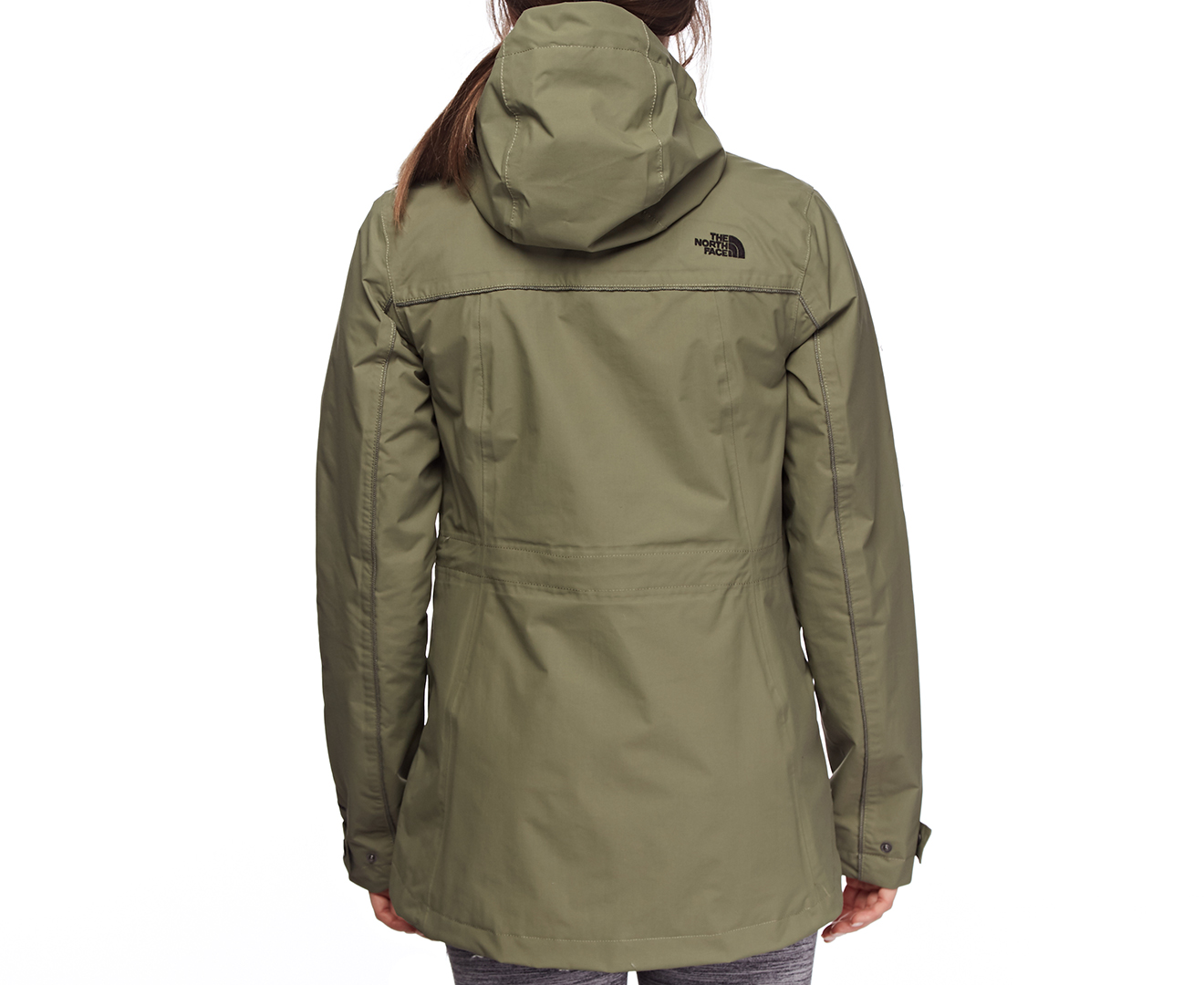 7c50a81d05fc The North Face Women s Ditmas Jacket - Deep Lichen Green