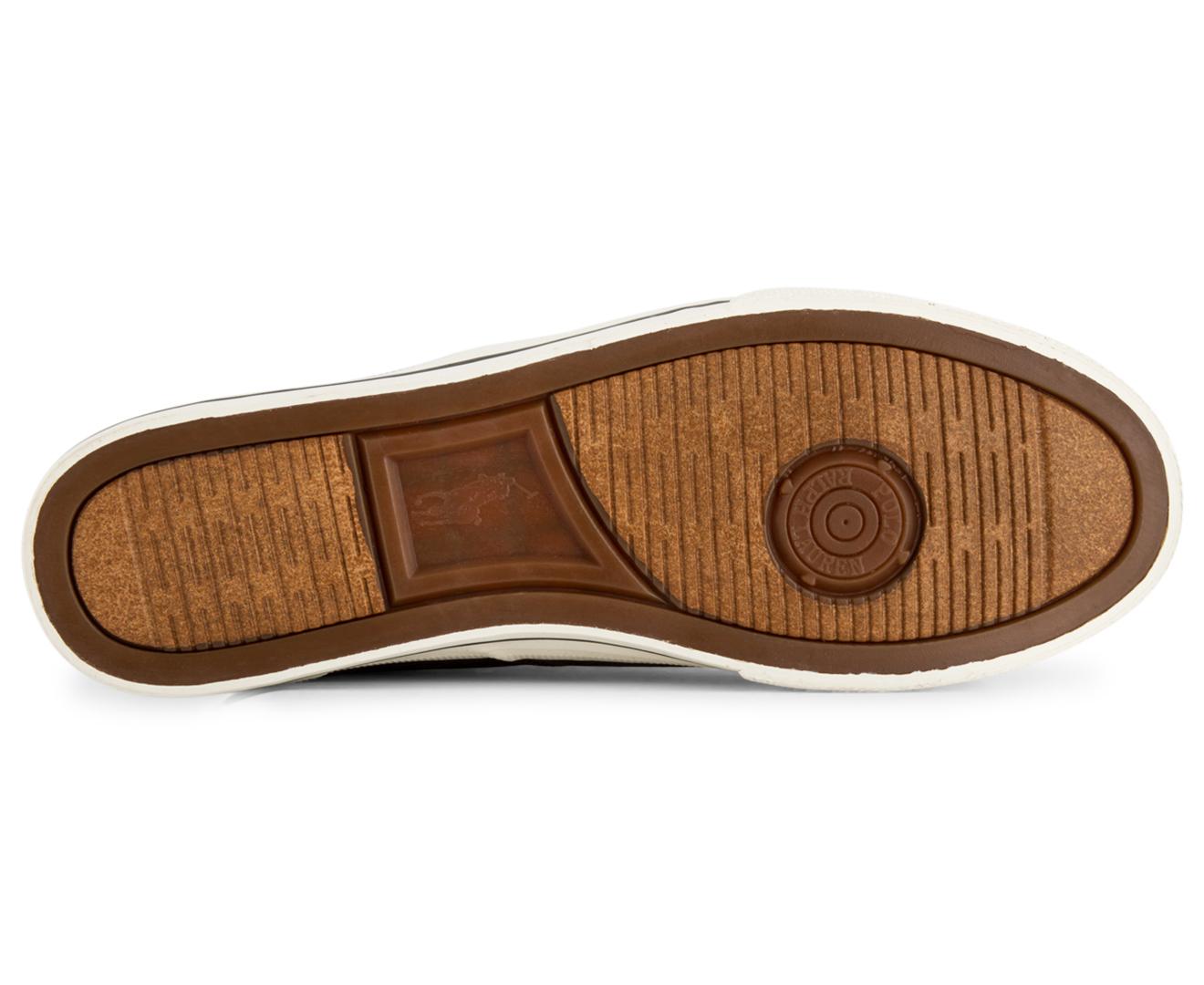 Polo Ralph Lauren Men's Vaughn Corduroy Low Top Sneaker ...