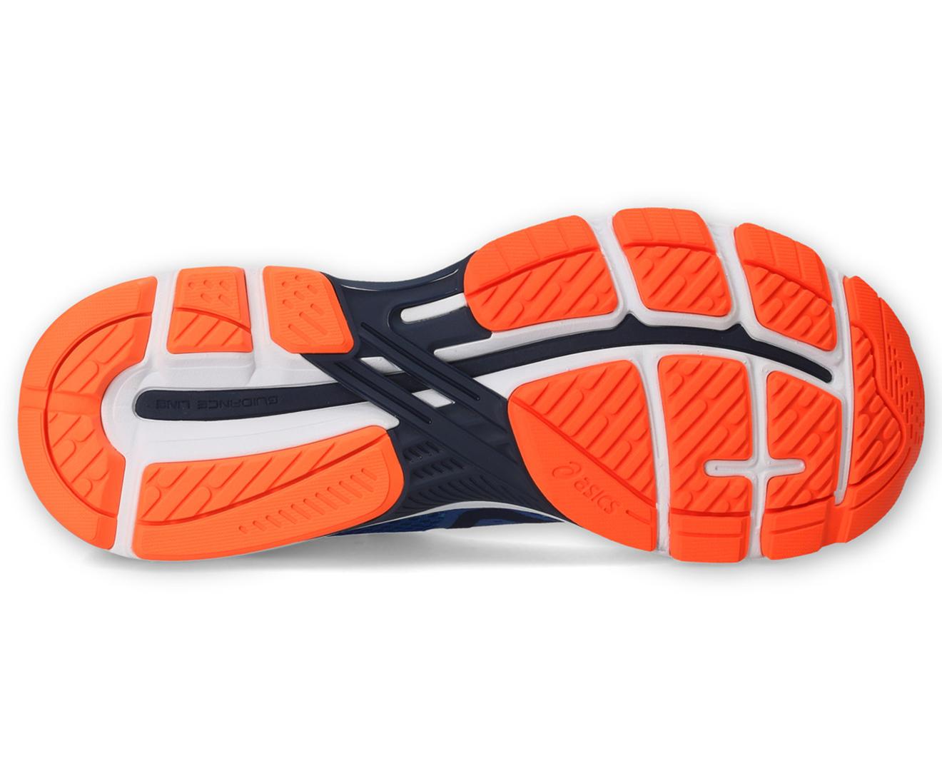ace5be0ad ASICS Men's GT-2000 6 Shoe - Imperial/Indigo Blue/Shocking Orange    Catch.com.au