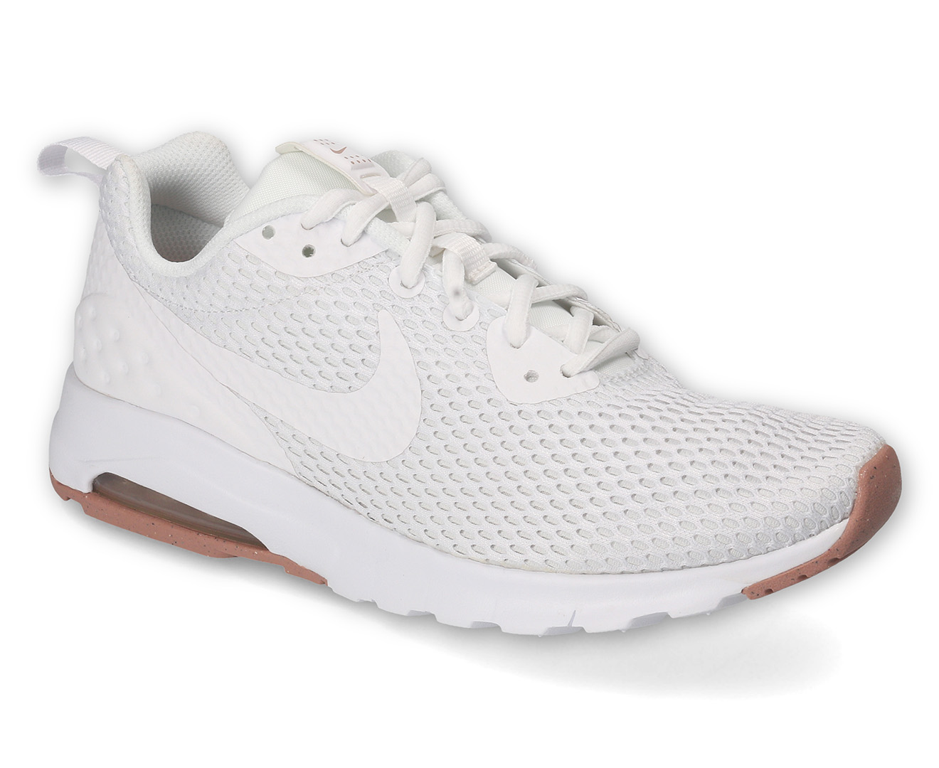 17d7f95053531 Nike Women s Air Max Motion LW BR Shoe - White White-Particle Pink ...