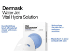 5 pieces x Dr.JART+ Dermask Vital Hydra Solution Deep Hydration Face Mask Sheet 3