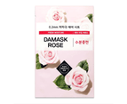 6 Pieces x Etude House 0.2 Therapy Air Mask #Damask Rose - Smoothing & Moisture - Korean Face Mask Sheet 1