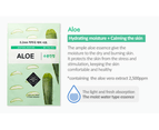 6 Pieces x Etude House 0.2 Therapy Air Mask #Aloe - Soothing & Moisture - Korean Face Mask Sheet 2