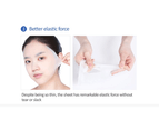6 Pieces x Etude House 0.2 Therapy Air Mask #Aloe - Soothing & Moisture - Korean Face Mask Sheet 5