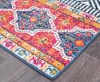 Rug Culture 230x160cm Oasis 455 Power Loomed Rug - Multi 5