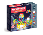 Magformers Neon Led 31P Educational Magnetic Building toy 1