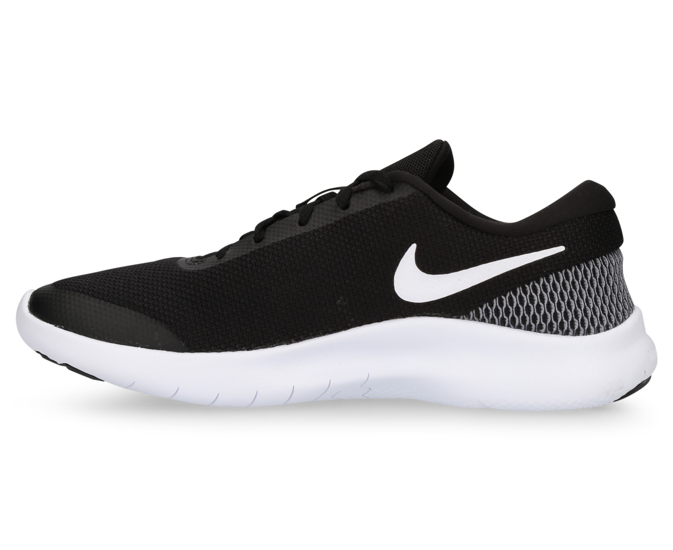 c20368f6a4a4 Nike Women s Flex Experience RN 7 Shoe - Black White