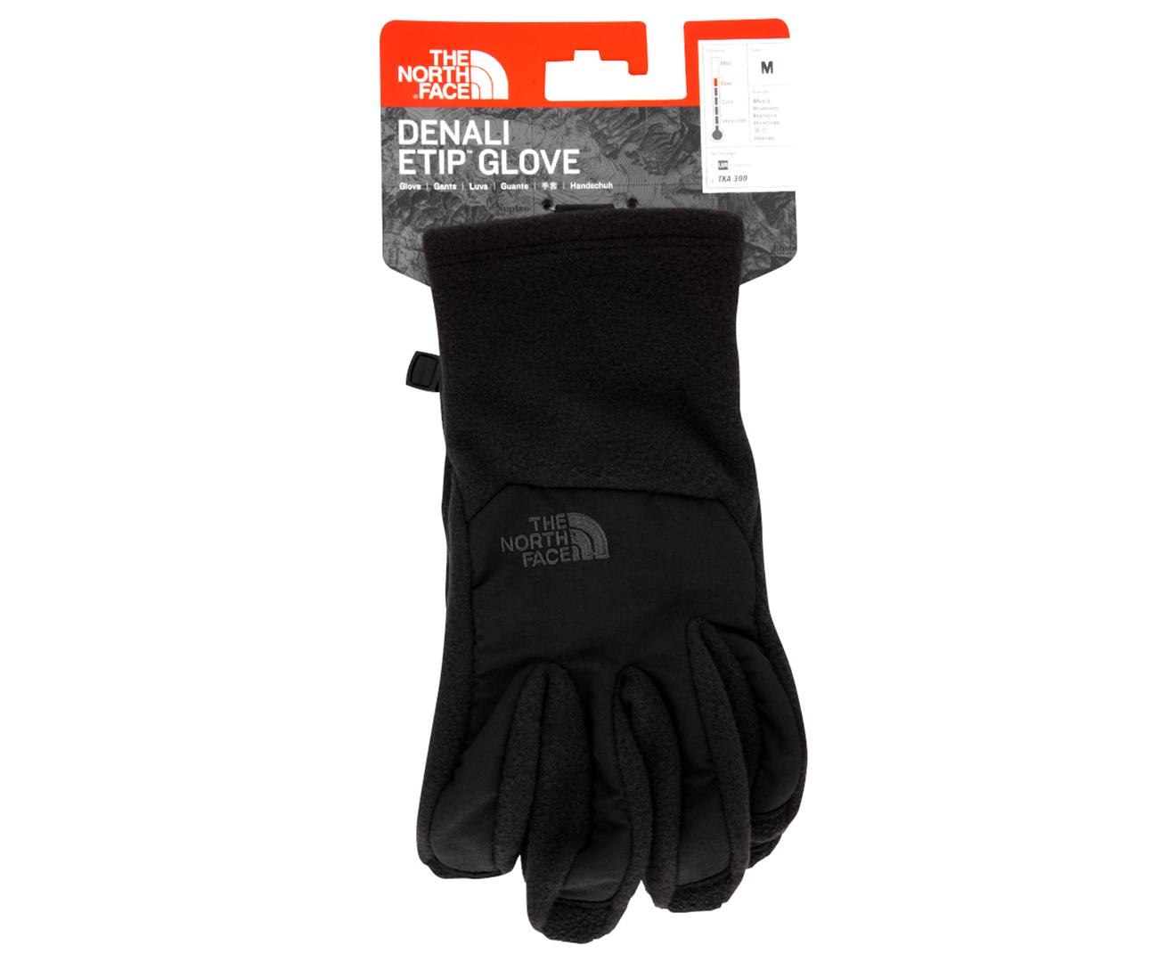 79bd201c0 The North Face Men's Denali Etip Glove - TNF Black