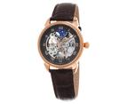 Stuhrling Original Men's 835.04 Special Reserve Analog Display Quartz Brown Watch 3