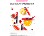 Etude House Dear Darling Water Gel Tint #Or203 Grapefruit Red 4.5g Lip Stain 3
