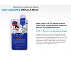 10 x Mediheal N.M.F Aquaring Ampoule Mask Line Friends 3