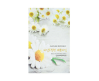 5 x Nature Republic Real Nature Mask Sheet #Chamomile 23ml Face Mask 1