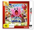 Nintendo 3DS Kirby: Triple Deluxe Game video