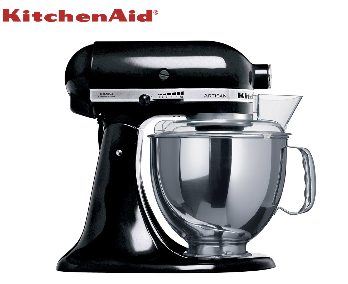 Kitchen Aid Mixer From  S  C Attachments