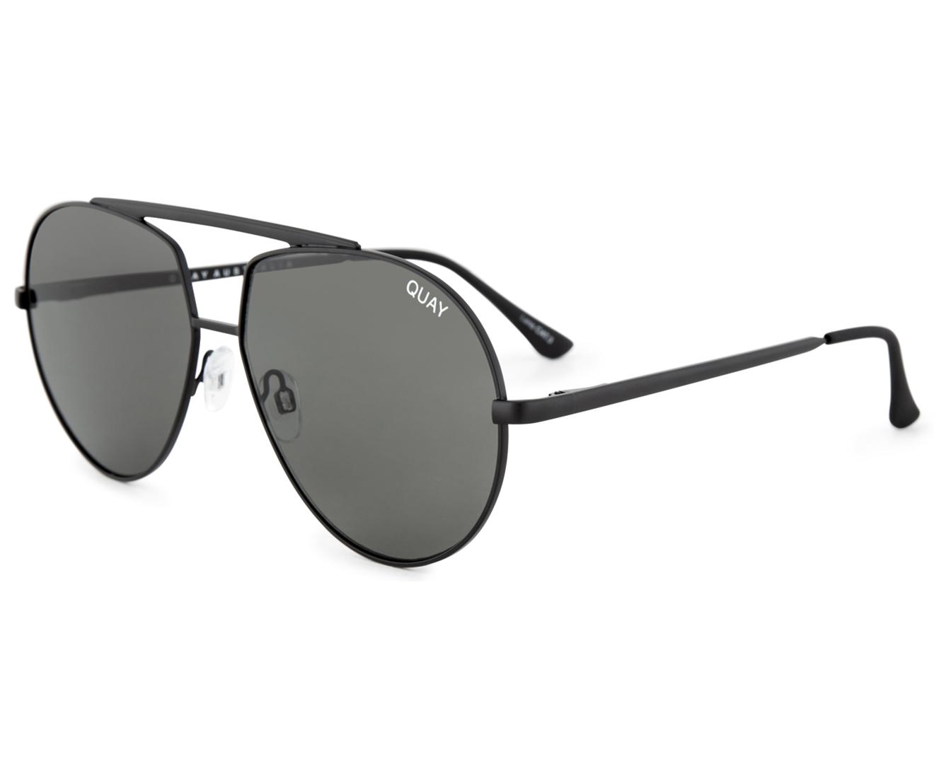 ac3c051b67 Quay Australia Men s Blaze Sunglasses - Black Green