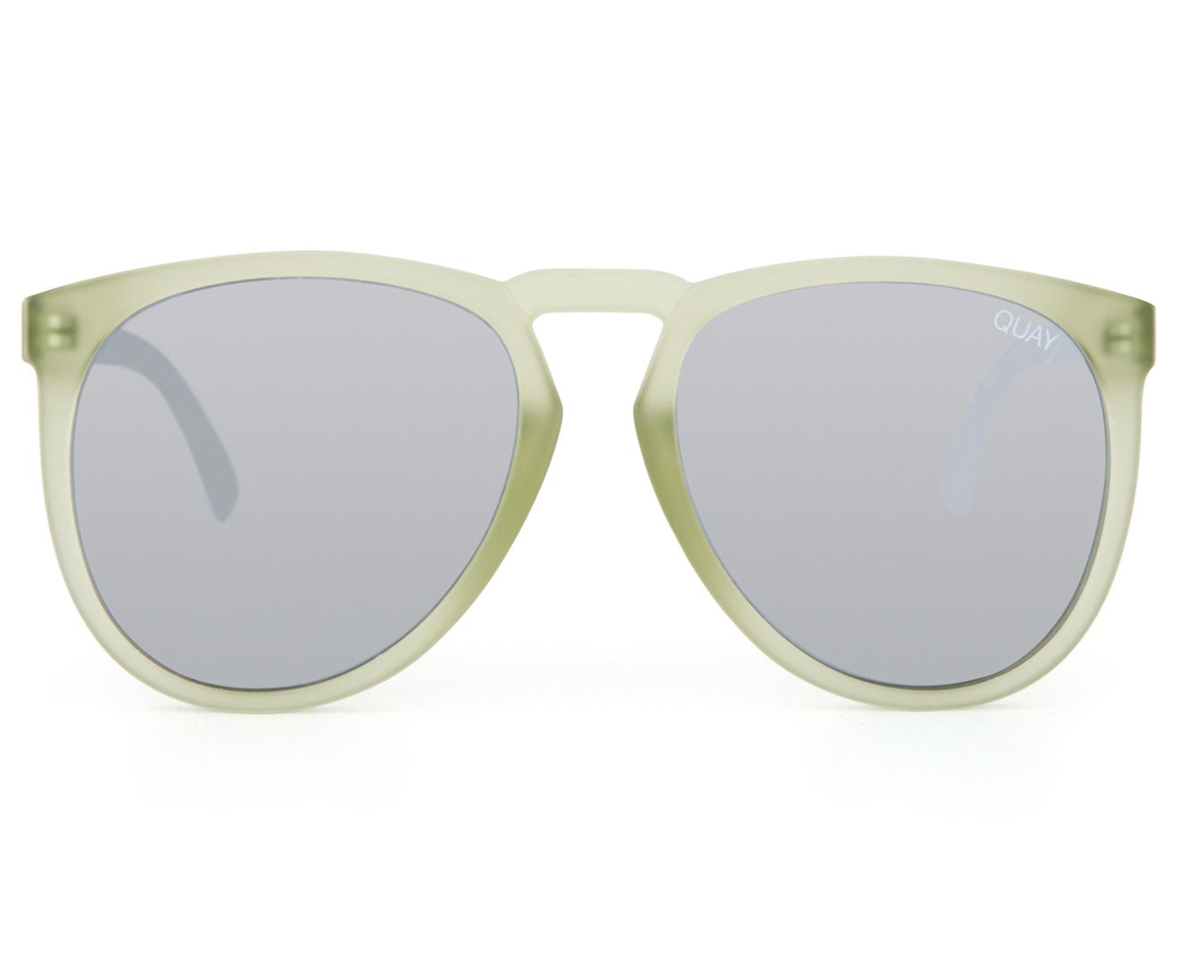 ae9064ef1d Quay Australia Women s PHD Sunglasses - Olive Silver