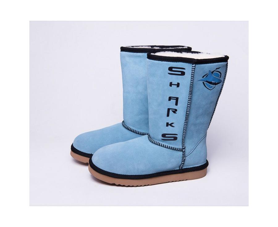 ca556d0cf14 Team Uggs - Cronulla Sharks Ugg Boots