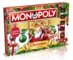 Christmas Monopoly Board Game 1