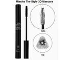 Missha The Style 3D Mascara 7g Triangular Black 2