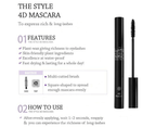 Missha The Style 4D Mascara 7g Square Black 2