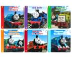 Thomas The Tank Engine Super Library 6-Hardcover Book Collection 3