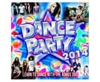 Various Artists - Dance Party 2014 CD + DVD 1