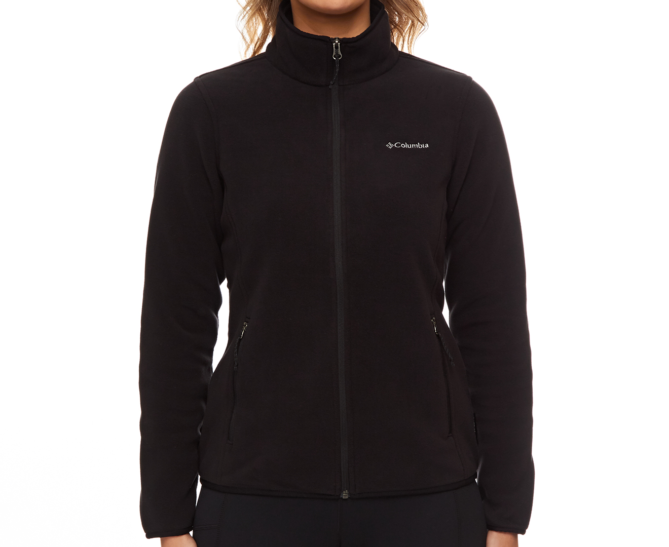 321754a47fca5 Columbia Women s Fuller Ridge Fleece Jacket - Black