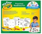 Crayola My First Crayola Pre-School Ready Kit 4