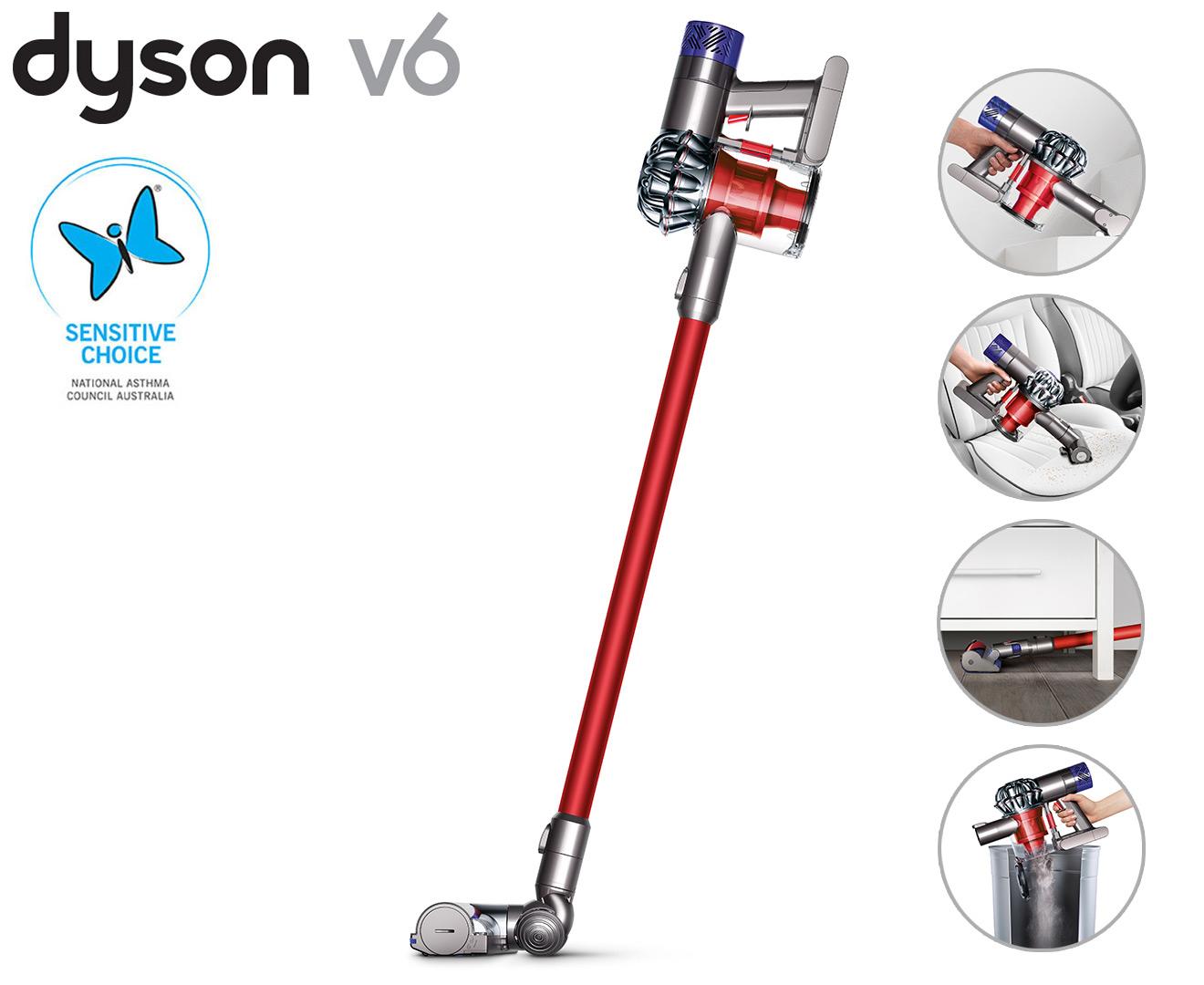 dyson wand v6 manual pdf