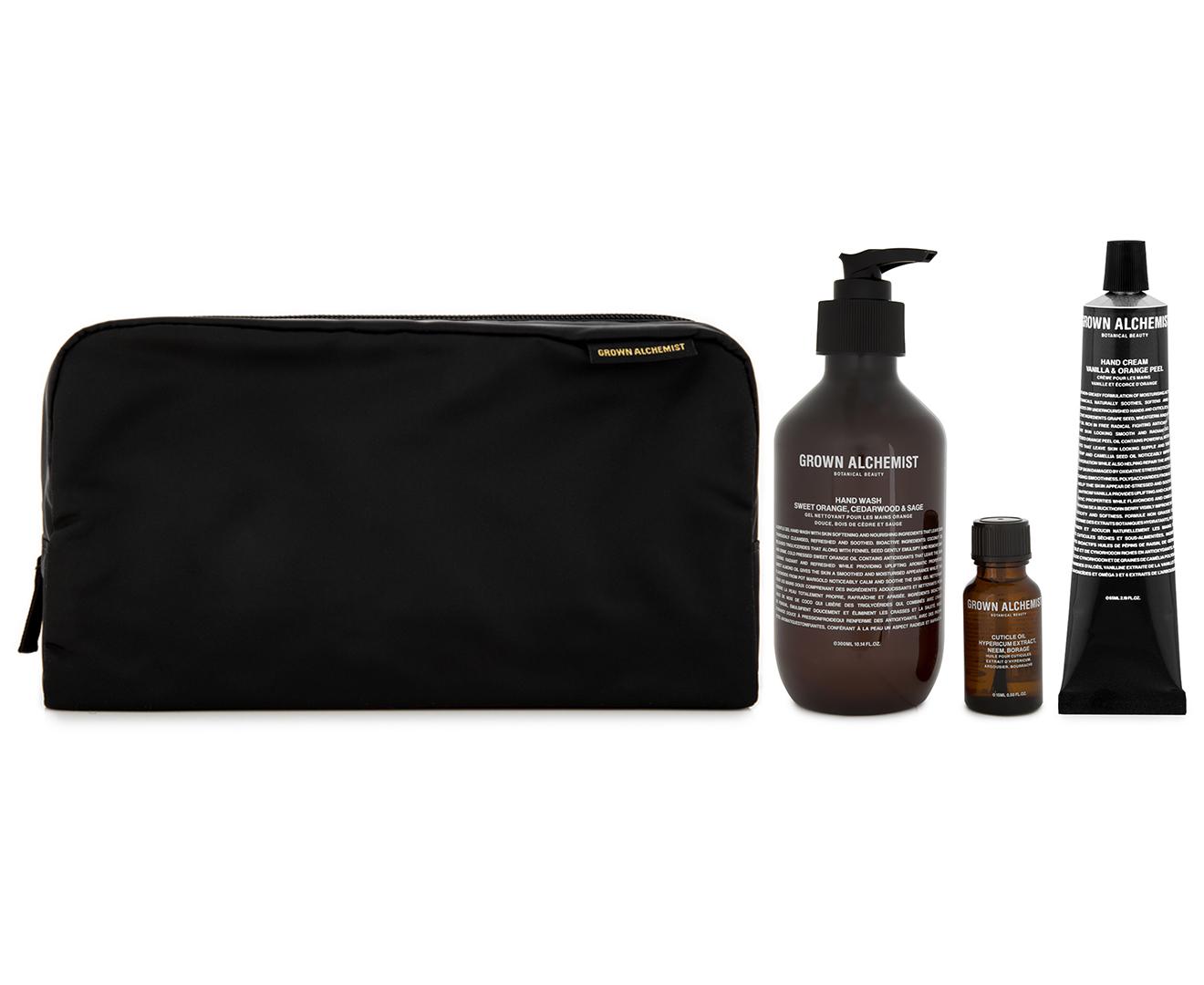 Grown Alchemist Hand Treatment Kit 4-Pack | Catch com au