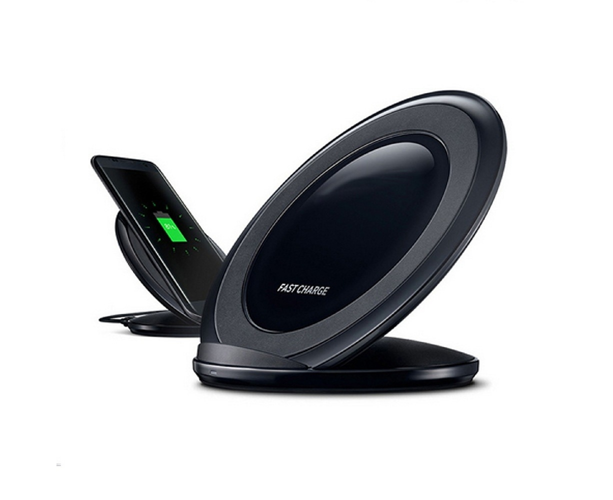 Smart Samsung Wireless Fast Charging Stand Dock For Galaxy S6/S7 & Edge/Note 5/7/S8/S8+ by Catch
