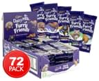 72 x Cadbury Furry Friends 20g 1