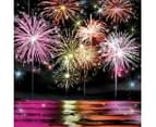 Ambiente 3 Ply Paper Napkins, Fireworks 1